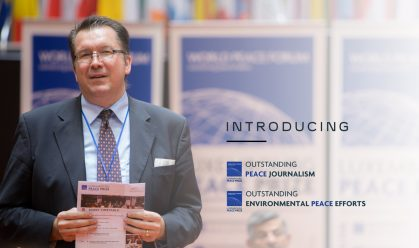 New Award Categories 2017 Luxembourg Peace Prize