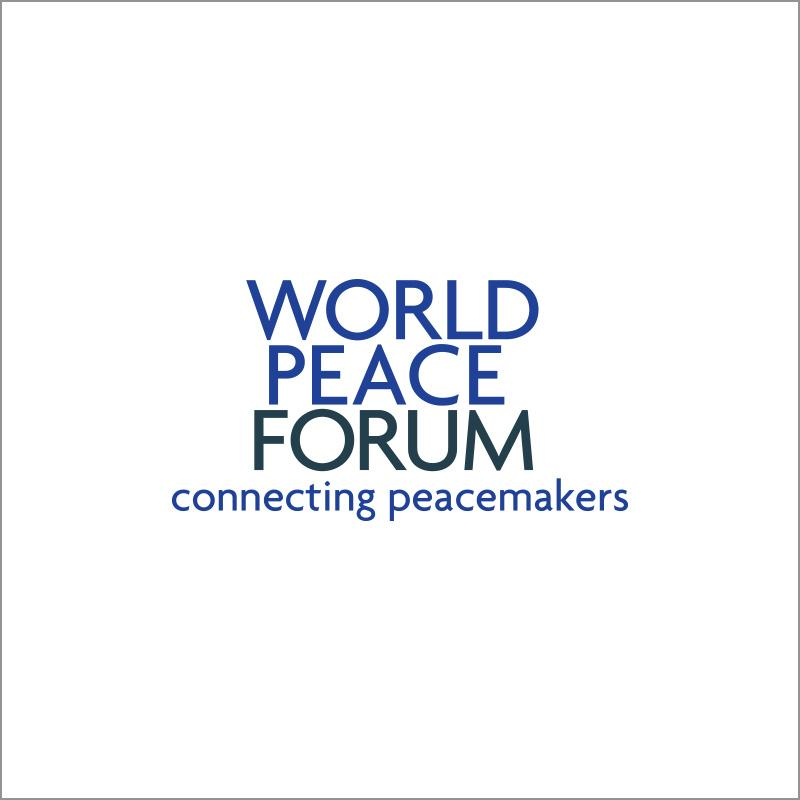 The Volunteers of the 2012 World Peace Forum